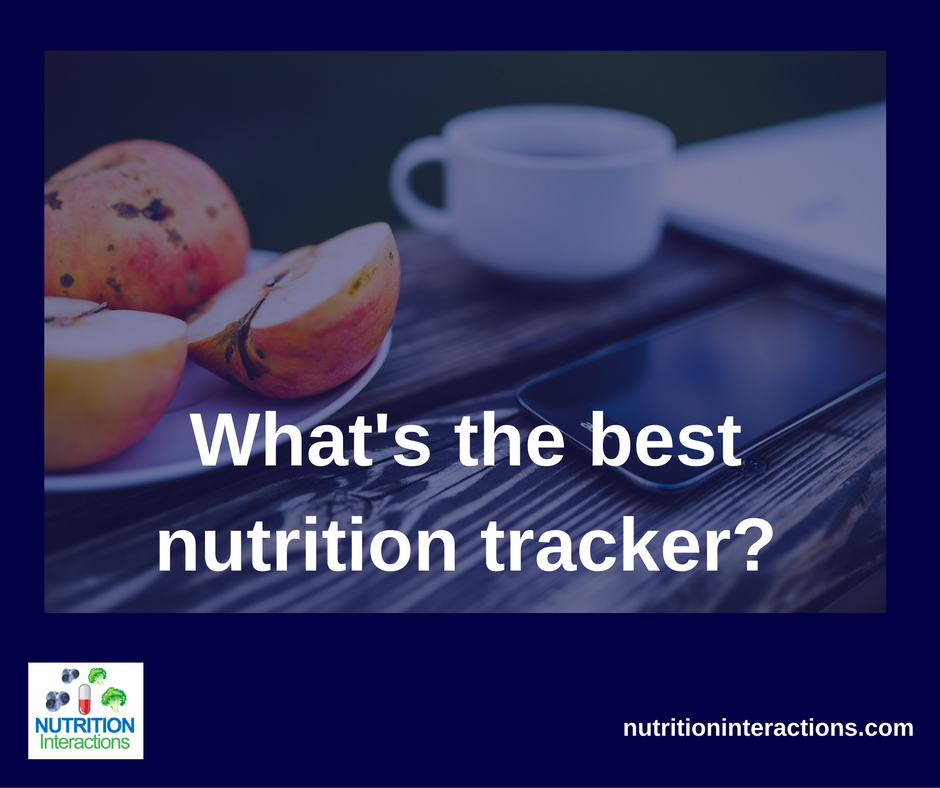 Best nutrition tracker